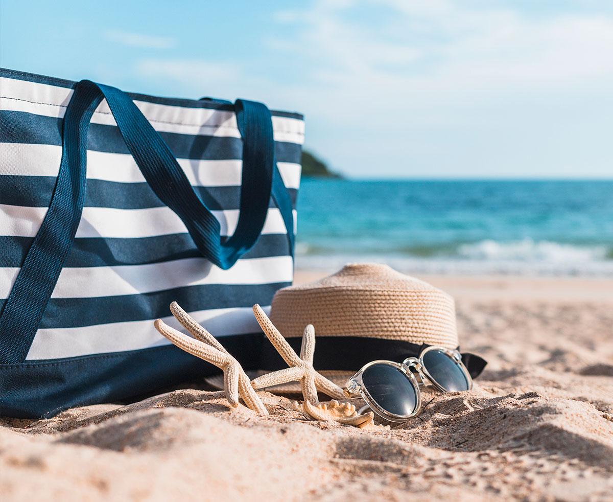 Bolsa de praia H2M Brindes