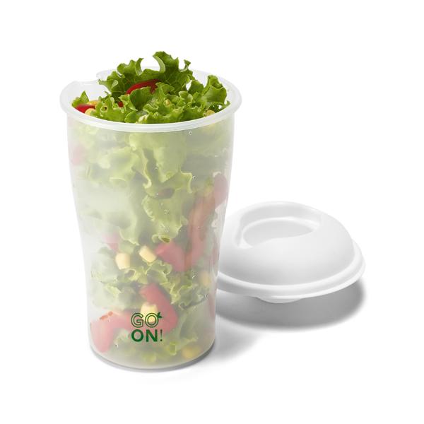Copo para salada em PP