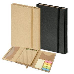 Kit para escritório em papel cartão