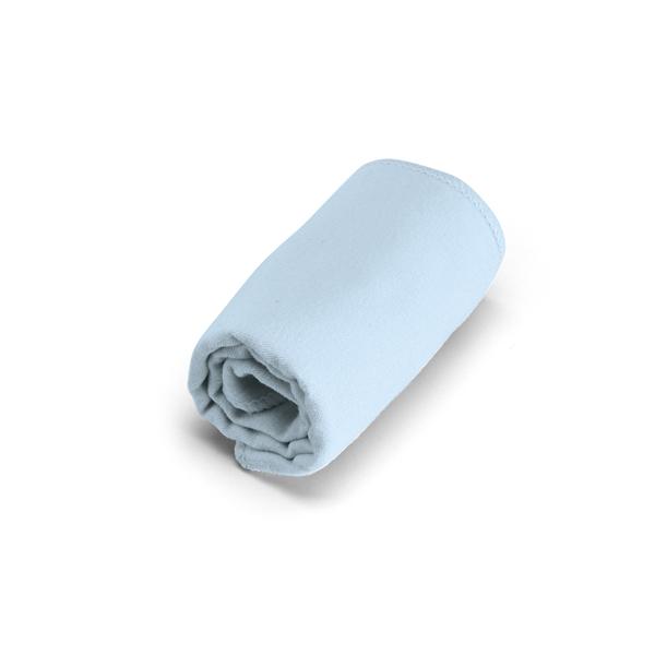Toalha para esporte. Microfibra: 210 g/m². Fornecida com bolsa em 190T