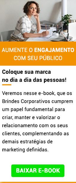 E-book Brindes Personalizados