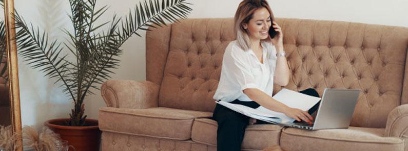 Aumentar produtividade home office