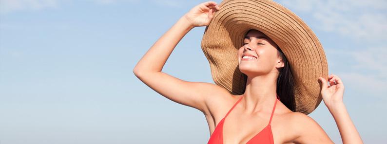 Brindes verão 2021: Chapéu de praia